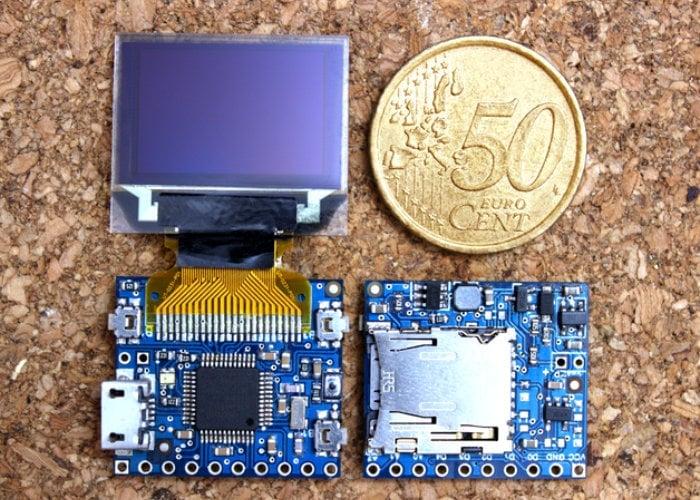 Tiny Arduino development board