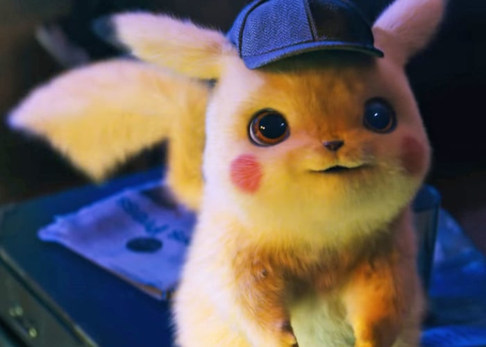 Pokémon Detective Pikachu movie