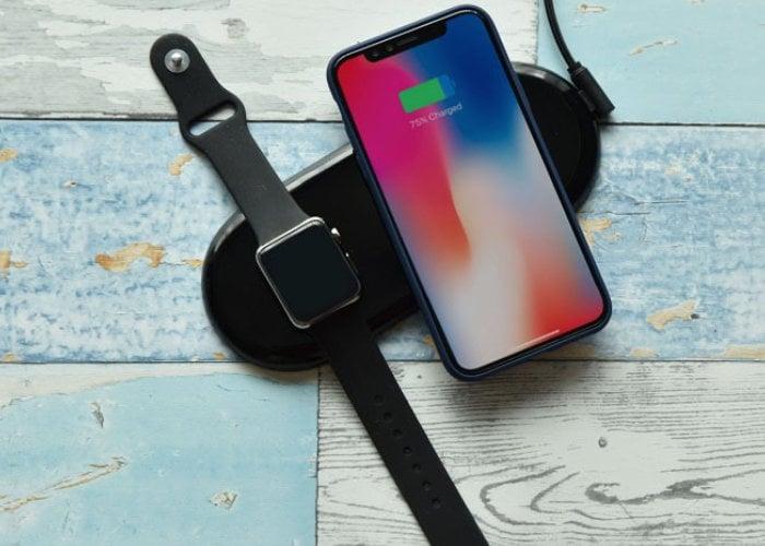 QiDock high-speed wireless charger