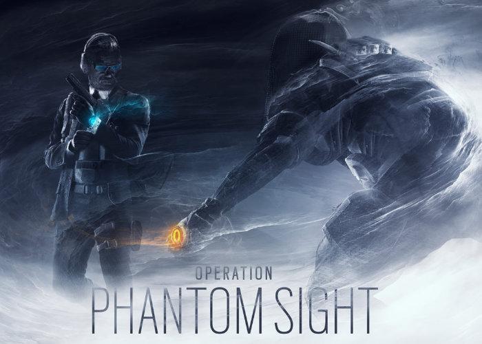 Rainbow Six Siege Operation Phantom Sight