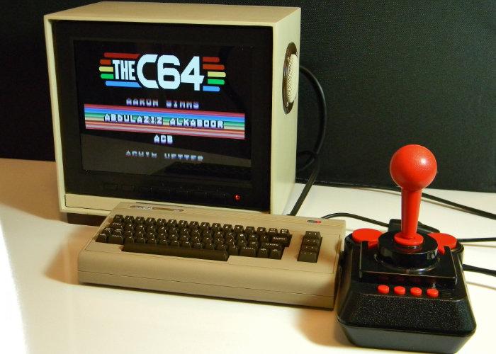 Raspberry Pi Commodore 64