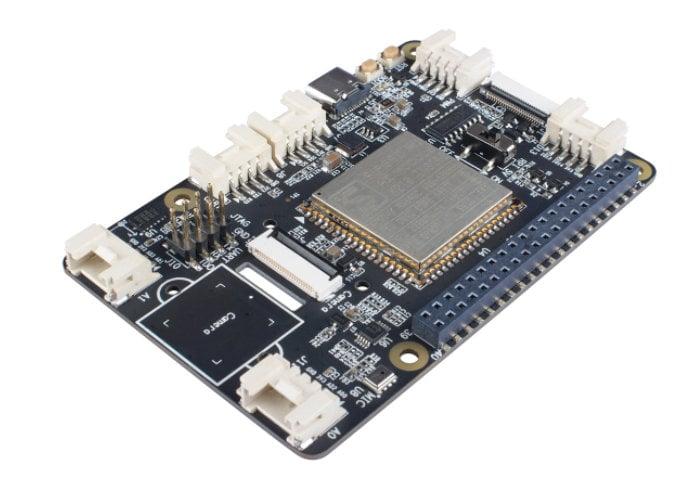 Raspberry Pi Grove AI HAT for edge computing