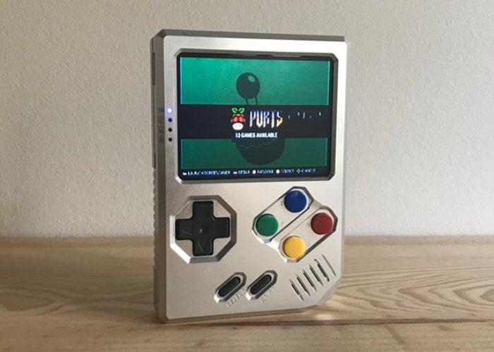 RetroStone metal retro gaming console from €90