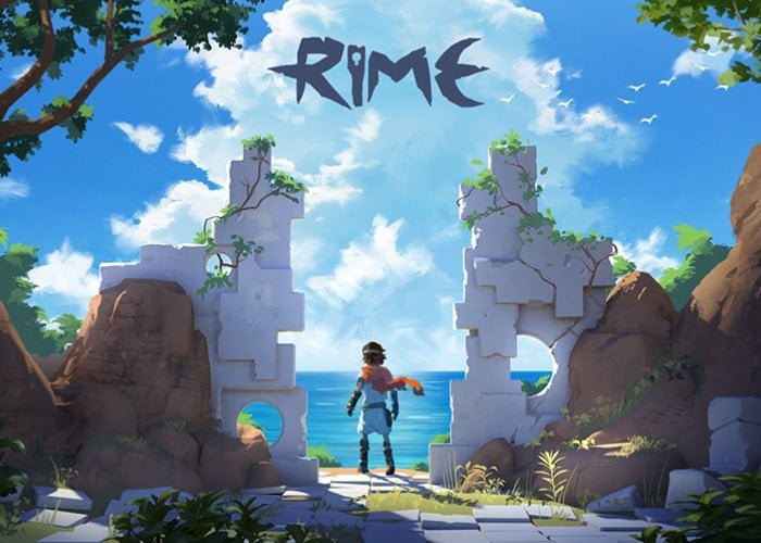 RiME adventure game free to download from Epic Games Store