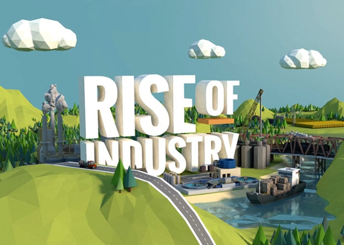 Rise of Industry business sim