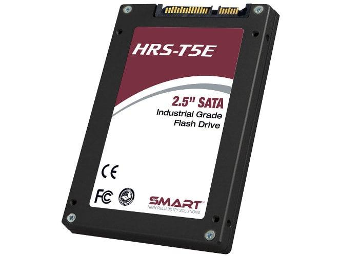 SMART Modular HRS-T5E Rugged 2.5-inch SSD