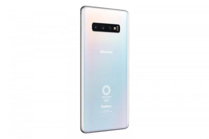 Samsung Galaxy S10+ Olympic Edition