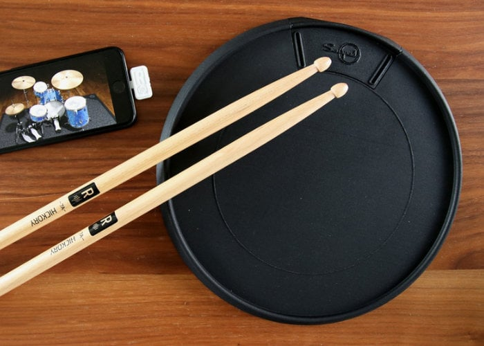 wireless drum kit