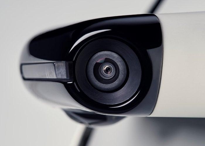 Side Camera Mirror System