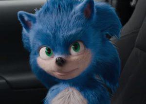 Sonic The Hedgehog 2019 movie