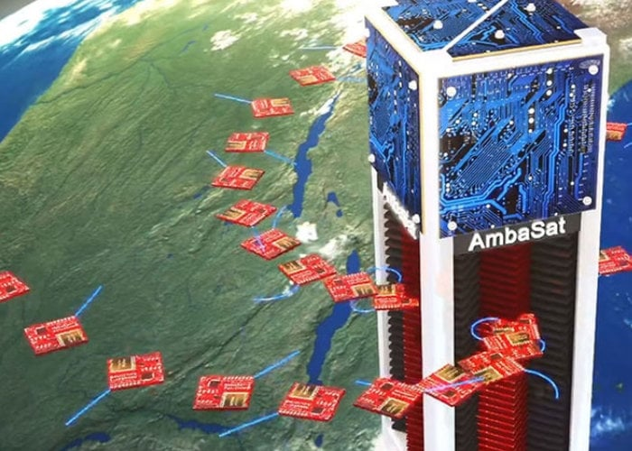 Sprite satellites