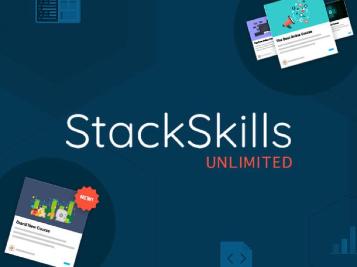 StackSkills Unlimited Online Courses Lifetime Access