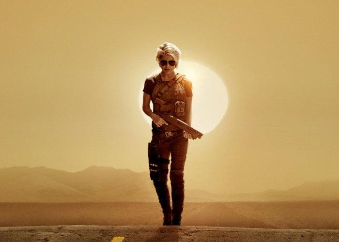 Terminator Dark Fate 2019 movie teaser trailer