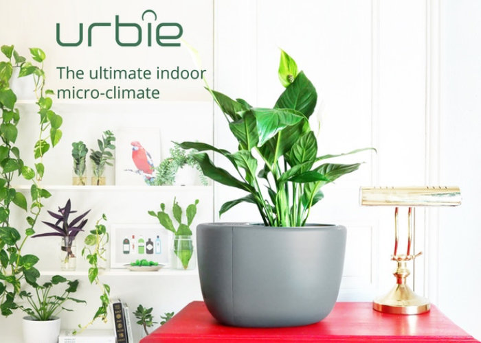 Urbie indoor air purifier
