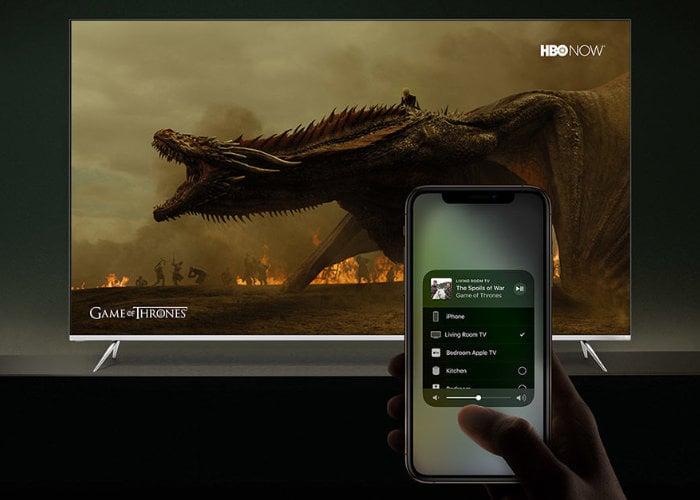 Vizio 2019 4K TVs will support Apple HomeKit and AirPlay 2