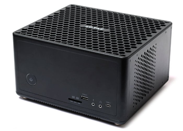 Zotac ZBOX QX Series mini PC introduced