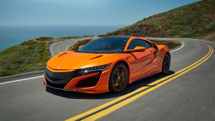 Acura NSX Has a $20,000 Discount Right Now
