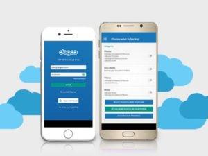Degoo Premium: Lifetime 1TB Backup Plan