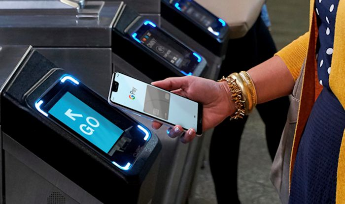 NYC to accept Google Pay on subway and bus routes