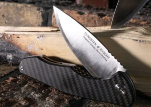 hybrid blade hunting knife