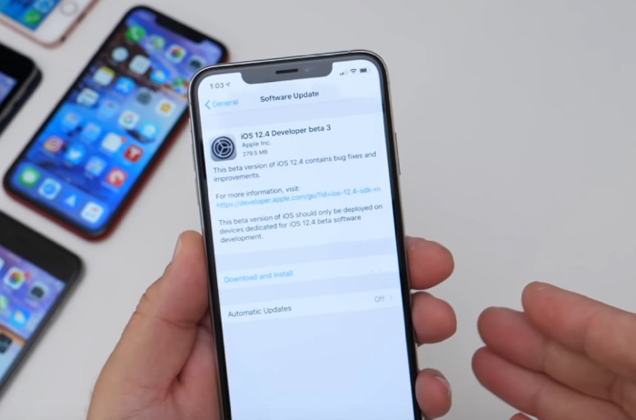 Whats new in iOS 12.4 beta 3? (Video)