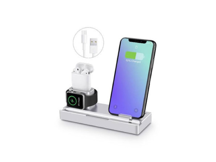 iPM Wireless Charging Docks with Removable Charging Pad, save 53%