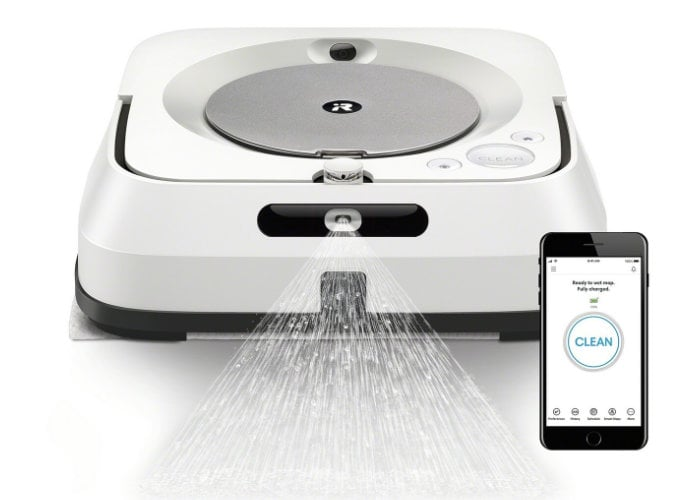 New Irobot Roomba And Bravaa Mop Work Together To Clean