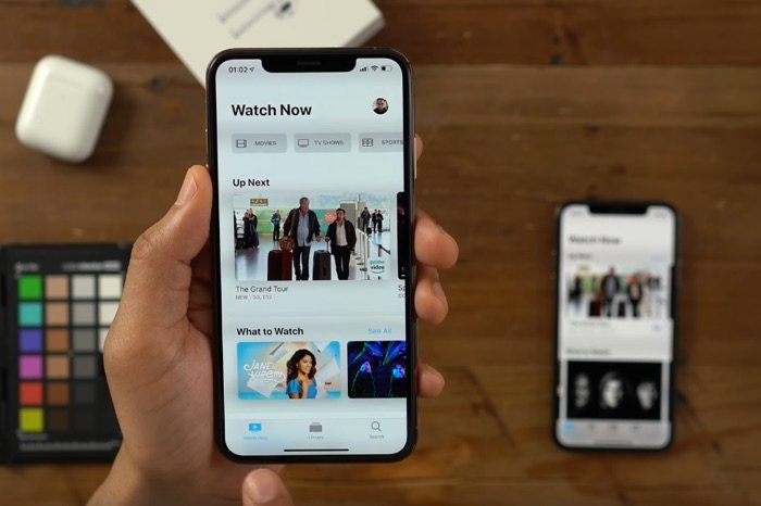 iOS 12.3 and tvOS 12.3