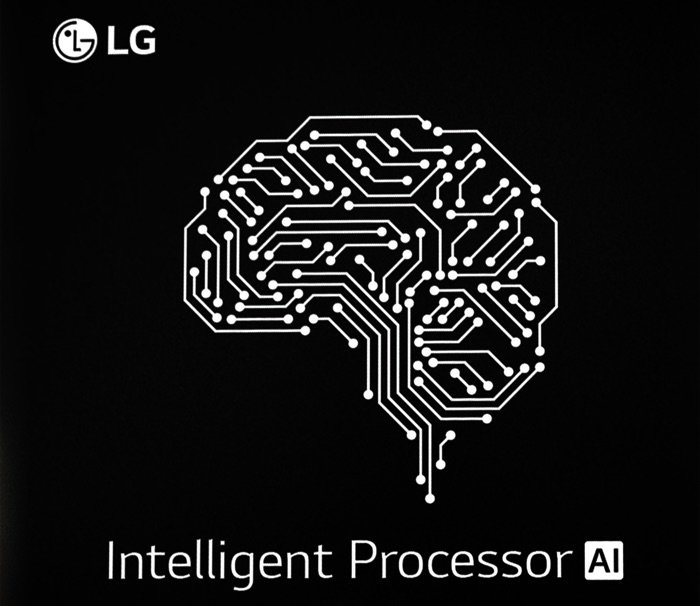 LG Artificial Intelligence chip