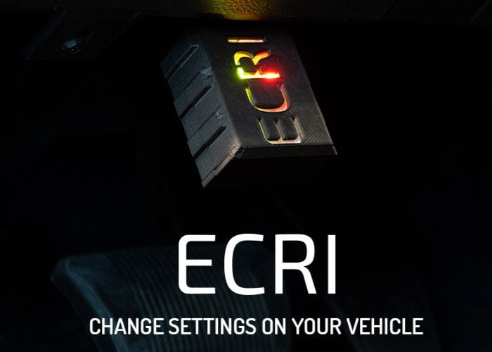 re-programme your vehicle
