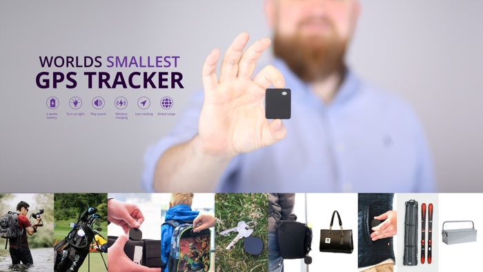 Tail it gps tracker