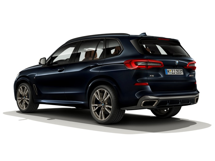 New BMW X5 M50i and X7 M50i SUVs gets official