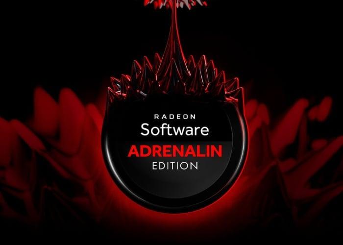 AMD Radeon Adrenalin 19.6.2 driver