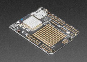 AirLift Shield ESP32 WiFi co-processor