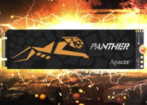 Apacer Panther colour changing