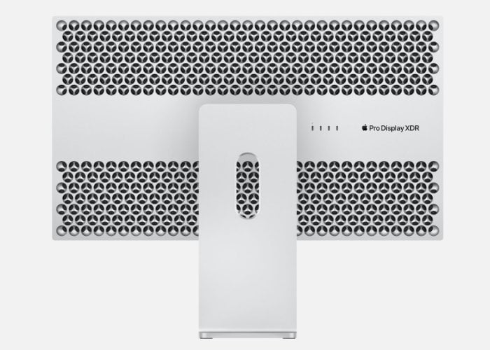 Apple Pro Display XDR 32-inch Retina 6K display