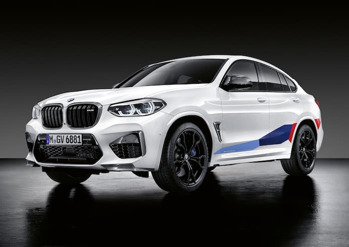 BMW X3 M and BMW X4 M