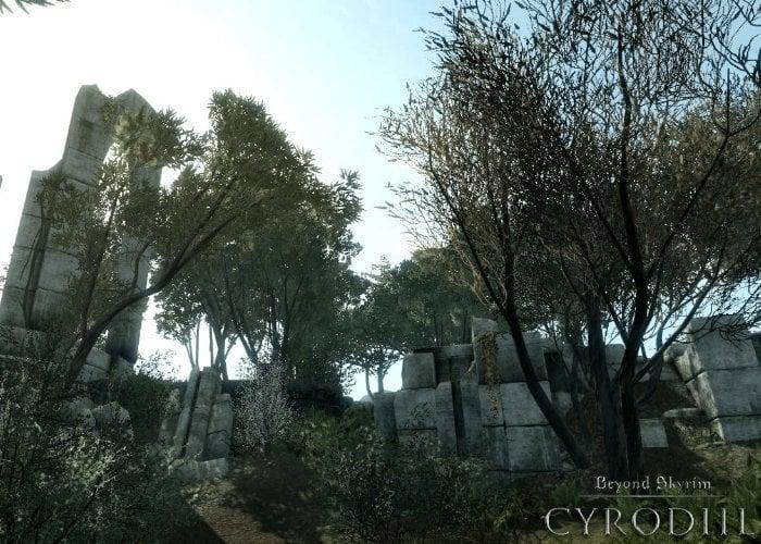 Beyond Skyrim Cyrodiil total conversion mod