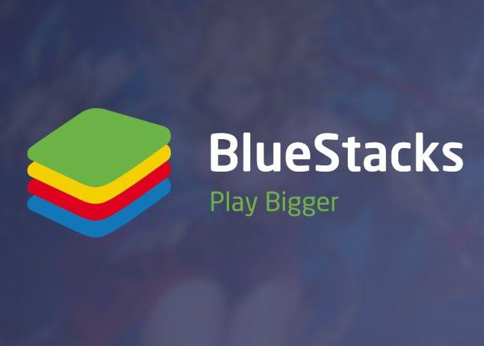 BlueStacks Inside