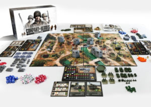 Company of Heroes Board Game