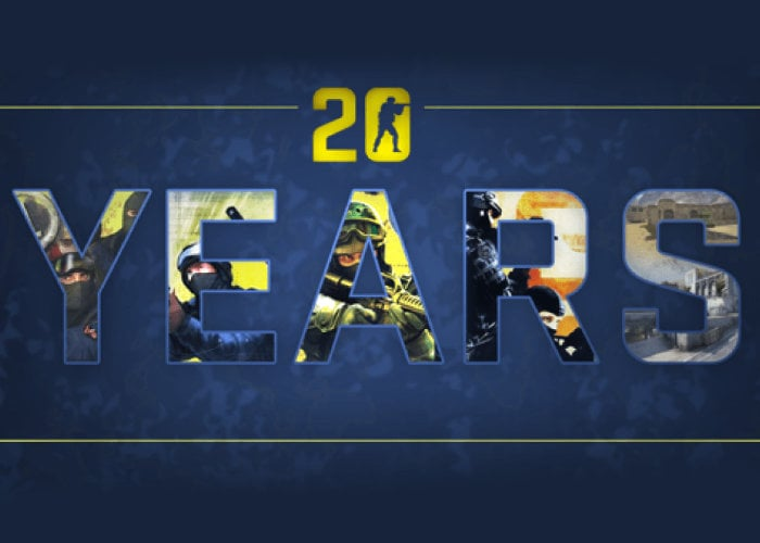 Counter-Strike 20 years