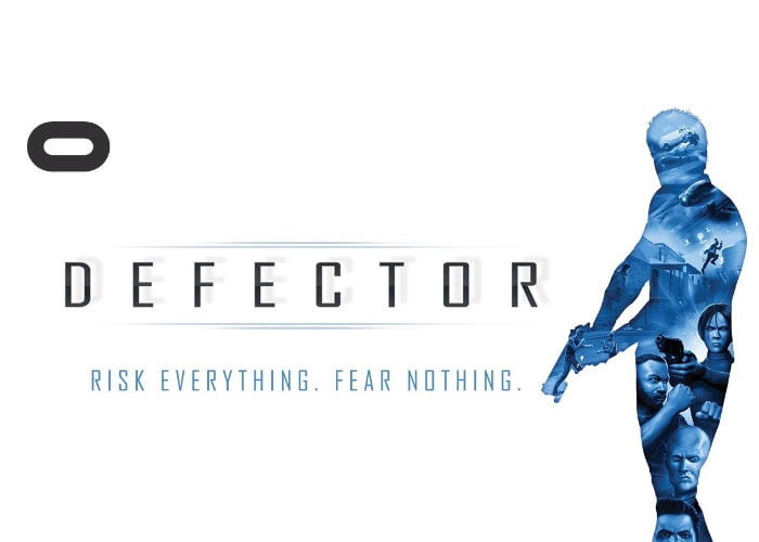 Science fiction VR adventure Defector launches July 11th