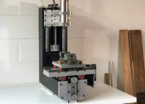 Desktop CNC Mill