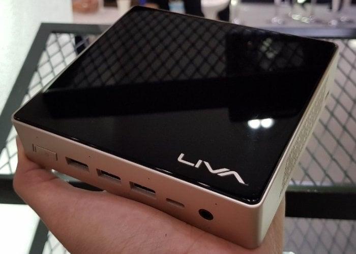 ECS Liva Z3 Plus mini PC