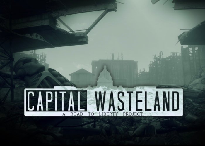 Fallout 4 Capital Wasteland