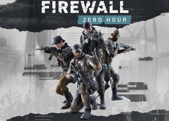 Firewall Zero Hour PSVR