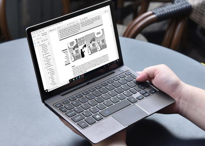 GPD P2 Max mini laptop