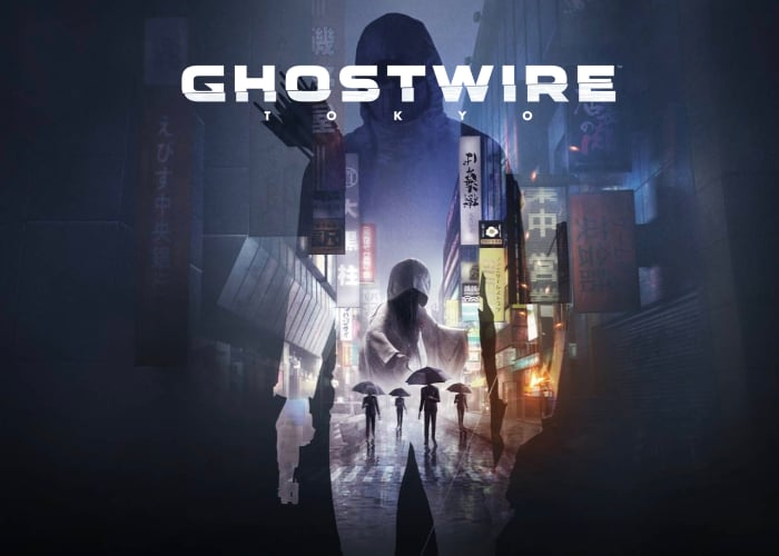 Ghostwire: Tokyo paranormal action adventure
