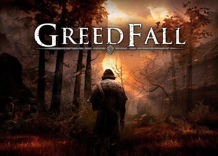 GreedFall RPG