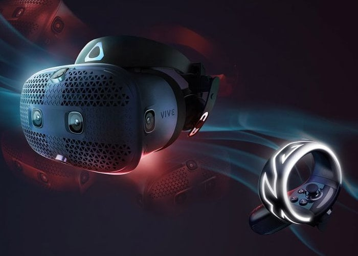 HTC Cosmos VR headset